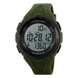 $enCountryForm.capitalKeyWord Canada - SKMEI Brand Man Digital Watch Fashion Pedometer 3D Sports Wristwatches for Men New Waterproof Back Light Chrono Watches Free Shipping