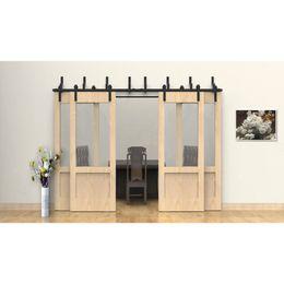 Modern Furniture Hardware bypass barn door hardware online   bypass barn door hardware for sale