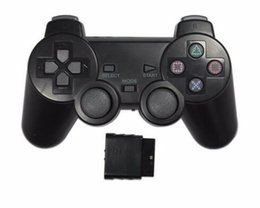 $enCountryForm.capitalKeyWord UK - PS2 controller PS2 wireless game controller gamepad with receiver joystick for Sony playstation 2 video gaming