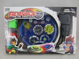 $enCountryForm.capitalKeyWord Canada - Wholesaler Beyblade Metal Fusion Beyblades Arena Spinning Top Metal Fight Children Gifts Classic Toys Best Price