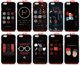SamSung 4S mini caSe online shopping - Twenty One Pilots Blurryface For iPhone S Plus SE S C S iPod Touch For Samsung Galaxy S6 Edge S5 S4 S3 mini Note phone cases