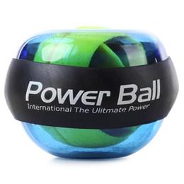 Poignet Power Ball Roller avec Strap Gyroscope Force Renforceur Main Ball Poignet Exercice Pour sportif Computer Typist Pianist + B