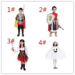 china christmas halloween cosplay costume children warrior prince pirate spiderman suit captain hook performance clothing factory