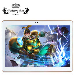 $enCountryForm.capitalKeyWord Australia - Wholesale- 10 inch Original 3G 4G Phone Call SIM card Android 6.0 Quad Core CE Brand WiFi GPS FM Tablet pc 2GB+16GB Anroid 6.0 Tablet Pc