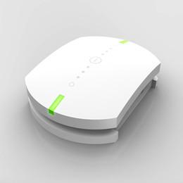 Accesorios elegantes profesionales 30X20X8.7mm 5g del bádminton del sensor de la raqueta del bádminton del sensor elegante del bádminton de KULANG Xiaoyu Envío libre