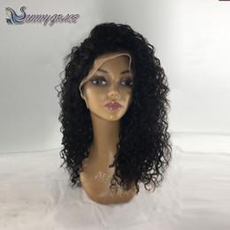 $enCountryForm.capitalKeyWord Canada - Peruvian human hair full lace wig kinky curly black color 100% Peruvian human hair wigs with natural hairline