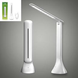 Vente en gros Lampe de bureau LED Dimmable tactile Light Book USB de charge lampe de lecture facturable Lampe de table pliante Portable Lampe GTTL04
