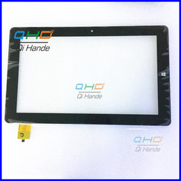 $enCountryForm.capitalKeyWord Australia - Wholesale- Free shipping to send the 10.6'' inch FPC-FC101S138(S165)-01 (2015-2-28) 1517 flat computer touch screen panel digitizer