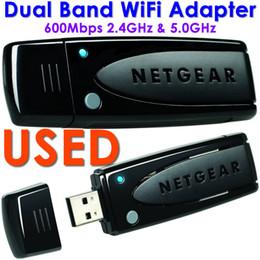 Used wireless laptops online shopping - USED RangeMax Dual Band Mbps WiFi USB Wireless N Adapter WNDA3100 v3 Ethernet USB Wi Fi Adapter WPS for NetGear WNDA3100v3