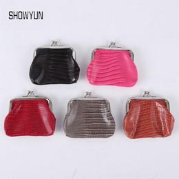 $enCountryForm.capitalKeyWord Canada - Wholesale- Alligator Pattern Solid Hasp Coin Purse Luxury Women Lipstick Handbag PU Leather Coin Wallet Gift Bag Fashion Coin Bag For Child