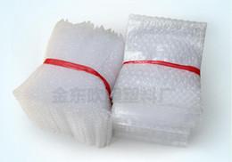O saco de bolha amortecido bolha / malotes da bolha que amortecem o envoltório ensaca 150 x 200mm 200pcs livres do transporte venda por atacado