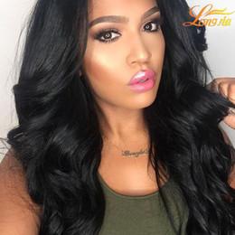 Queen cheap human hair online shopping - 7A Grade Brazilian Virgin Hair Body Wave Mix Bundles Ali Queen Brazilian Virgin Hair Human Hair Unprocessed Cheap Brazilian Body Wave