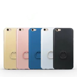 $enCountryForm.capitalKeyWord NZ - New spot OPPO R9   9S   R9plus mobile phone shell ring bracket R9plus frosted PC shell ultra-thin protective cover