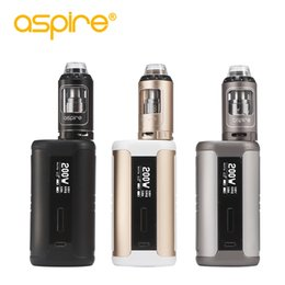 $enCountryForm.capitalKeyWord NZ - 100% Authentic Aspire Speeder Kit with Aspire Athos tank e cigarette and Speeder 220W vape mod E Cigarette Vape Kit