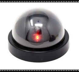 Fake blinking security light nz buy new fake blinking security indoor outdoor dome camera dummy fake security cctv dome camera with flashing red led light blink every other second aloadofball Image collections
