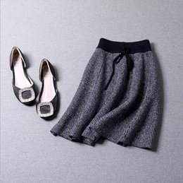 $enCountryForm.capitalKeyWord Canada - Europe and the United States women's new winter 2016 Joker skirts of cultivate one's morality show thin umbrella skirt