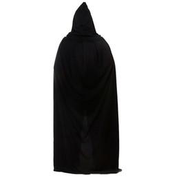 Celebrity Masquerade Ball UK - Wholesale- 2016New Halloween Costume Death Cloak Black Death Cloak Devil Mask Horror Spoof Halloween Props Realistic Masquerade Ball Mask7z