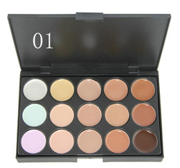 $enCountryForm.capitalKeyWord Canada - Hot Sale Special Professional 15 COLOR Concealer Facial Care Camouflage Makeup Palette