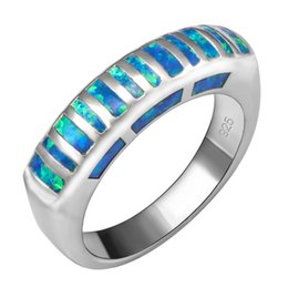 $enCountryForm.capitalKeyWord Canada - Fashion Jewelry Rings Blue Fire Opal 925 Sterling Silver Good Quality Ring Beautiful Jewelry Size 6 7 8 9 F1557