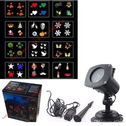 outdoor lighting effects. 2018 outdoor lighting effects christmas led effect light ip65 waterproof projector 12 replaceable lens festival t