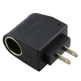 China AC to DC Power Socket Adapter Converter,110~220V Mains to 12V Car Cigarette Lighter Socket Power Adapter Charger,Household Cigarette Lighter suppliers