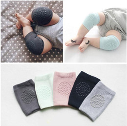 $enCountryForm.capitalKeyWord NZ - 1 Pair baby knee pad kids safety crawling elbow cushion infant toddlers baby leg warmer knee support protector baby kneecap