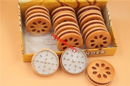 sharks teeth wholesale NZ - free shipping USA Cookie Biscuit tobacco spice mill zinc Tobacco Herb Grinder Metal Shark Teeth Magnetic Hand Muller Herb cigarette Crusher