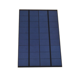 China 20Pcs Lot 4.2W 9V PET Encapsulated Solar Cell Panel Polycrystalline Solar Cell Size 210*130mm for Research Experiment and Test suppliers