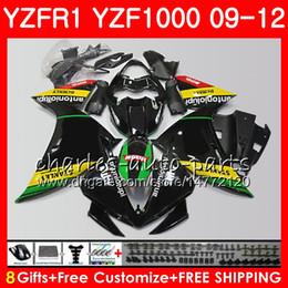 $enCountryForm.capitalKeyWord Australia - Body For YAMAHA YZF 1000 R 1 YZFR1 09 10 11 12 Bodywork 85NO59 YZF1000 YZF R1 2009 2010 2011 2012 YZF-1000 gloss black YZF-R1 09 12 Fairing