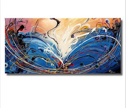$enCountryForm.capitalKeyWord Australia - New Design Hand painted Canvas Painting Wall Art Abstract Oil Painting Home Decoeation Artist Painted Living Room Wall No Frame a06