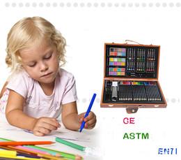 Stationery SetS online shopping - Kids fashion stationery paint pen set children s art write tools set DIY pen set of study