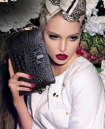 crocodile leather ladies wallets 2019 - women shoulder bag handbag silver tote lady new arrive purse DE AU France CA wallet crocodile Togo genuine leather bag P