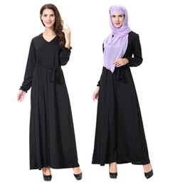 $enCountryForm.capitalKeyWord NZ - Women's Maxi Long sleeve long Dress moroccan Kaftan Caftan Jilbab Islamic abaya Muslim Turkish Arab arabic Robes gown