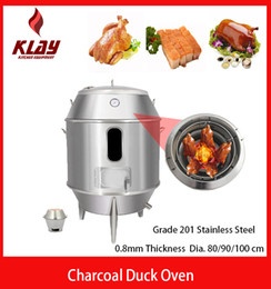 $enCountryForm.capitalKeyWord Canada - commercial charcoal grill peking duck roaster food machine multi-functional BBQ smoker grill Stainless steel chicken grill