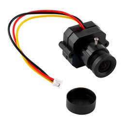 AeriAl cAmerA systems online shopping - High Quality Inch Super micro TVL Color CMOS Camera Head NTSC System for RC Quadcopter FPV Aerial Photograph