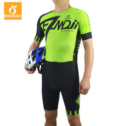 44aa143b2 EMONDER 2018 Hot Sale Men Cycling Sets Ropa Ciclismo Pro Cycling Clothing  Jerseys Suit Jumpsuit Skinsuit Bike Triathlon Sport Short sleeve