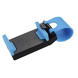Универсальный автомобиль руль колыбели держатель мобильного телефона клип автомобиль велосипед крепление стенд Гибкий держатель телефона продлить 86 мм для iphon 7 бесплатная доставка
