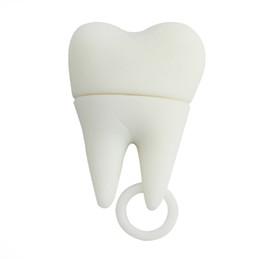 $enCountryForm.capitalKeyWord Canada - Cartoon Pen Drive Gift Teeth Cute Model 8GB 16GB 32GB 64GB Usb Flash Drive, Tooth Flash Memory Stick Pendrive Dentist U Disk