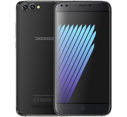 $enCountryForm.capitalKeyWord NZ - 5.5 inch Original DOOGEE X30 Android 6.0 MT6580A Quad Core 3G WCDMA Smartphone 4 Camera 2GB Ram 16GB ROM SIM WIFI GPS Mobile Phone