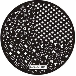 Chinese  Wholesale- kai yunly 1PC Hot Pattern Nail Art Image Stamp Stamping Stamper Scraper Plates Manicure Nail Polish Printing Template 002 Oct 19 manufacturers