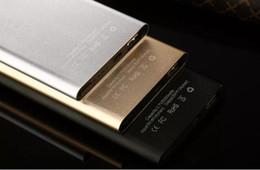 Vente en gros Caméra de banque de puissance HD 1080P mini-caméra 5.0MP COMS DVR enregistreur vidéo numérique ultra-mince de vision nocturne H2