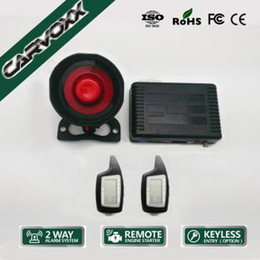 remote systems Australia - Two-Way CAR Alarm with Remote Engine Starter CX-2300C