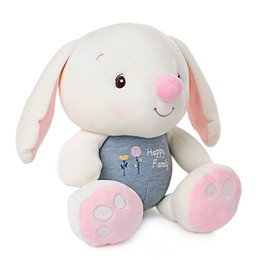 Stuffed Doll Plush Cute Big Foot Girl Child Comforter Toy For Kid Birthday Christmas Best Gift New Arrival