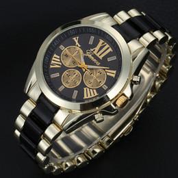 $enCountryForm.capitalKeyWord NZ - 2017 Luxury Fashion Men's Watches Quartz-Battery High Quality Business Men Watches Black Blue White Buff Wristwatches Wholesale Gift