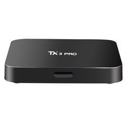 android google 2019 - TX3 Pro TV Box Amlogic S905W Android 7.1 TV Box Quad core 1G 8G Media Player HDMI H.265 WIFI Media Player cheap android
