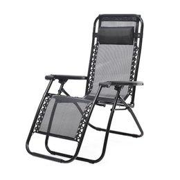 wholesale outdoor zero gravity lounge chair beach patio pool yard folding recliner - Folding Patio Chairs