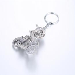 $enCountryForm.capitalKeyWord Canada - 2017 new High - quality high - quality key ring rubber bicycle skeleton key chain skull head key ring