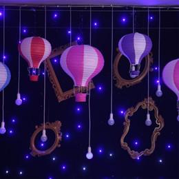 """$enCountryForm.capitalKeyWord NZ - 40cm 16"""" hot air balloon lanterns marriage wedding birthday party decoration bar stage mall nursery corridor lantern Charm"""