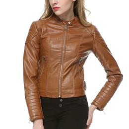 Ladies Brown Leather Jackets Online | Ladies Brown Leather Jackets ...