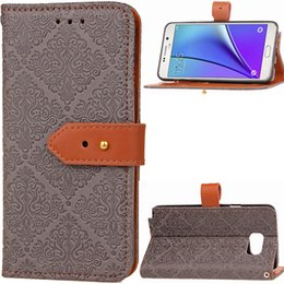 leather money pocket Australia - Europe Knurling Universal Fold Wallet Leather Case Bags Cover With Hand Strap Holder Stand Card Slot Money Pockets For Huawei P8 Lite LG 4 5